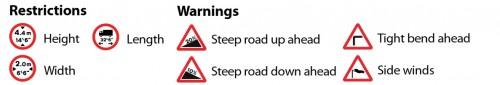 Snooper Ventura Warnings