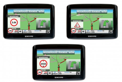 Snooper Truckmate S900 Satellite Navigation